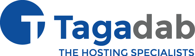 Tagadab logo colour