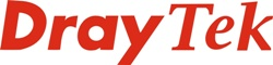 DrayTek Logo - 250 x 60