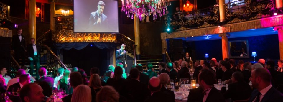 Promote your company by sponsoring the ISPA Awards