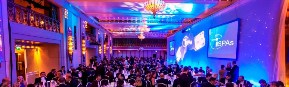 Book your tickets to the ISPA Awards ceremony here